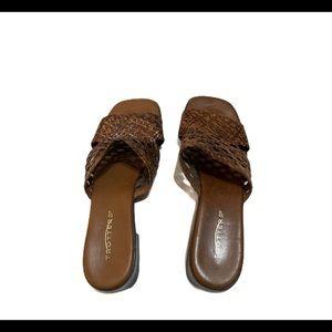 Trotters Java Ladies Size 9.5 Slip on Sandal
